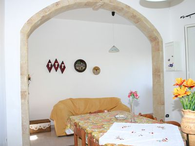 Photo for Holiday apartment Porto Cesareo for 6 - 10 persons with 3 bedrooms - Holiday apartment