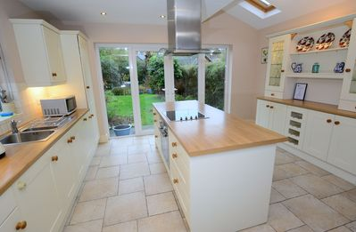 Photo for Lovely house with a mature garden and is fully serviced and a home from home