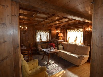 Photo for Apartment in the center of San Vito di Cadore with Parking, Internet, Washing machine, Balcony (687847)