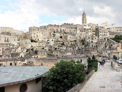 Photo for How to visit Matera without getting tired and without getting lost ...