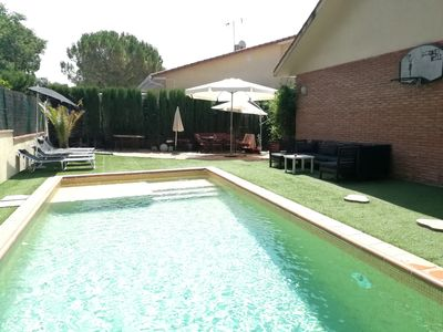 Photo for 4BR House Vacation Rental in Begues