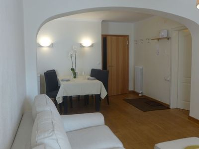 Photo for Apartment in the center of Saint Moritz with Lift, Internet, Balcony (262889)