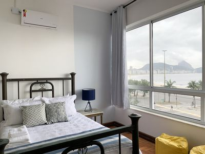 Photo for A403 - CaviRio -  Luxury flat at Copacabana beach