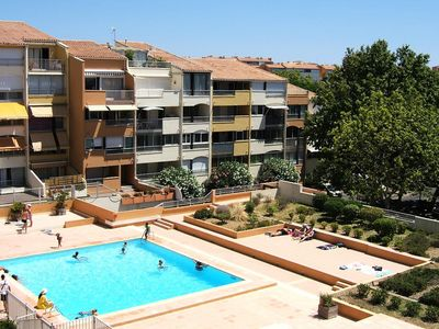 Photo for 1BR Apartment Vacation Rental in Le Cap d'Agde