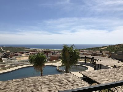 Photo for Amazing Luxury Ocean View Apartment in Copala Cabo Cottage