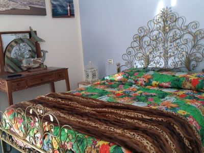 Photo for Sunrise One bedroom apartment with balcony and sea view