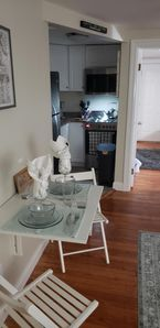 Photo for Quincy Ctr 1 BR Apt w/Parking, close to Boston & T