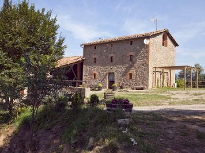 Photo for Self catering Masoveria Riambau for 9 people