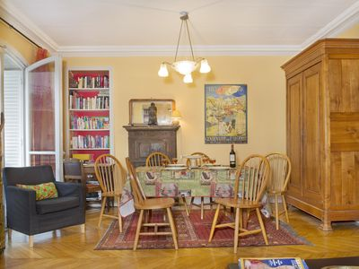 Photo for Montmartre Chic One Bedroom W/Balcony