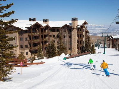 Photo for Arrowleaf Lodge by Resorts West - Explore Deer Valley Resort with the luxury of slope-side access.