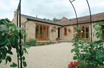 Photo for Cider Press Cottage is a light, warm and spacious semi-detached property.