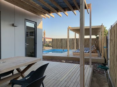 Photo for 4 Friends Sunrise Apartment in Blouberg 10 minutes walk from the beach