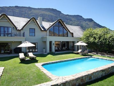 Photo for Luxurious villa in the heart of South Africa - with breathtaking views