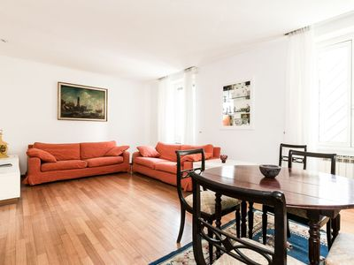 Photo for Beautiful apartment for 6 people with WIFI and TV