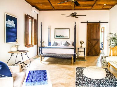 Photo for Indigo Master Suite - Luxury Island accommodation at Villa Pulau Cinta