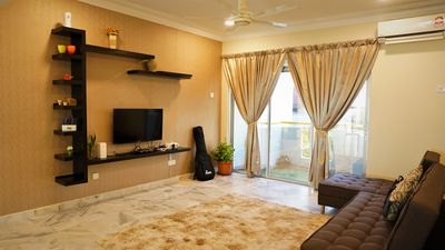 Photo for 9-11 pax 3R2B Teluk Kemang P. Dickson Condo