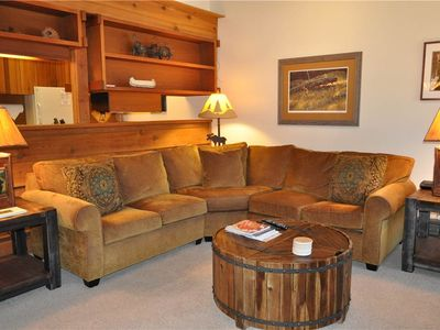 Photo for RMR: Cozy 2 BR plus Loft Condo in the Aspens!  Great views + Free Activities!
