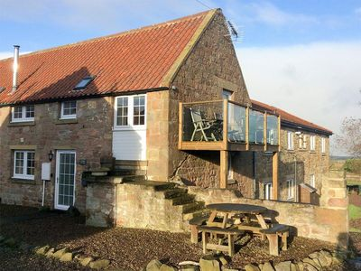 Photo for 2 bedroom accommodation in Adderstone, near Bamburgh