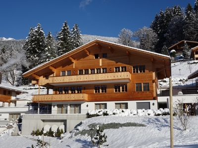 Photo for Apartment Chalet Mittellegi in Grindelwald - 4 persons, 3 bedrooms