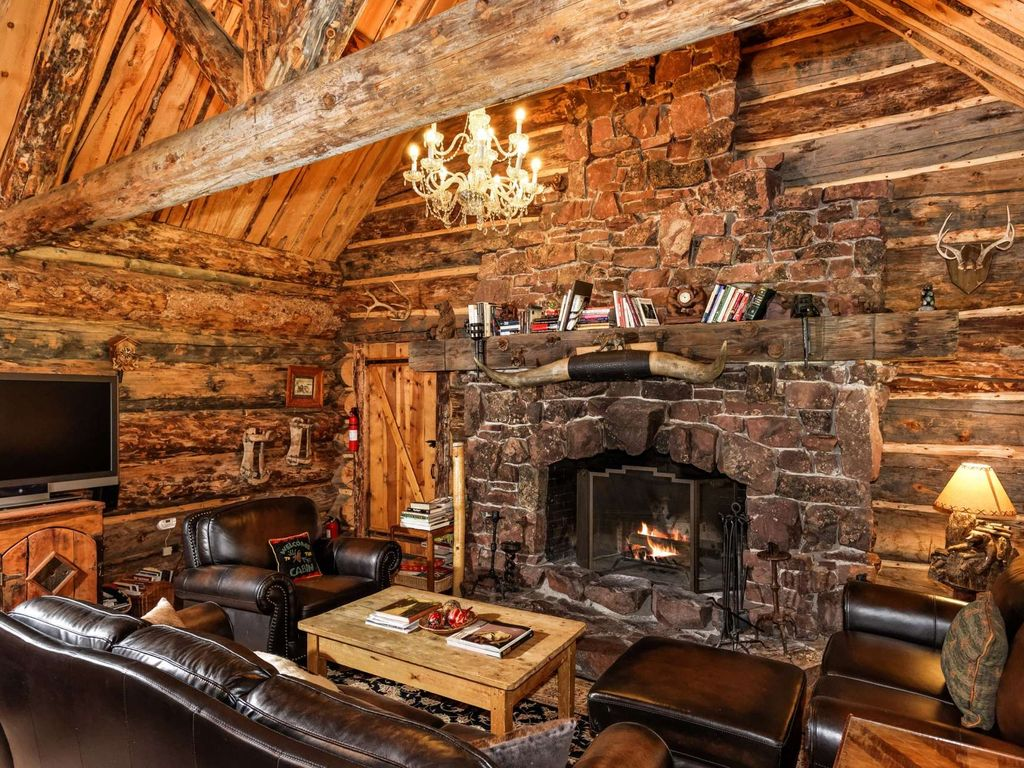 cabin w 8 acres of secluded woods private homeaway aspen