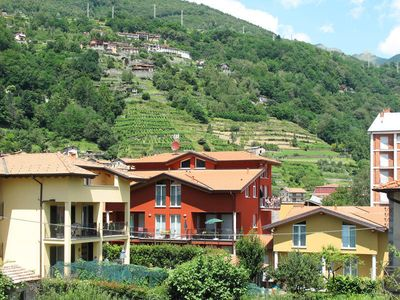 Photo for Apartment Residence Gamma  in Dongo (CO), Lake Como - 6 persons, 2 bedrooms