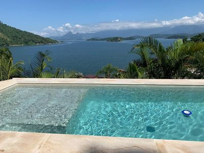 Photo for HOUSE WITH SWIMMING POOL AND PARADISIAC VIEW