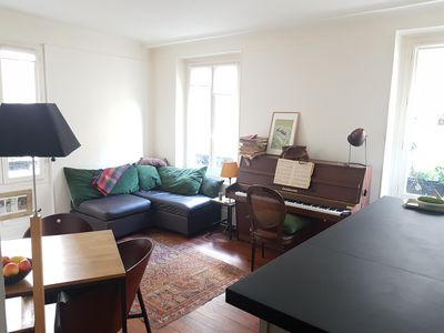 Photo for In Calme and Hyper central, 2 charming rooms between Montmartre and Opera