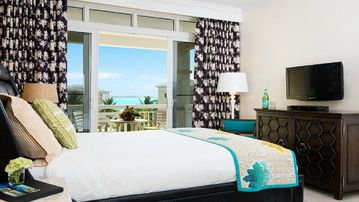 The Regent Village Shopping Mall, Grace Bay, Caicosöarna, Turks och Caicos Islands