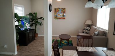 Photo for Nicely Renovated 1st floor Condo 1/2 Block From The Beach!
