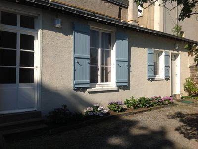 Photo for Renovated 2 bedroom house in the heart of Angers