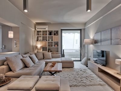 Photo for Stylish minimal apartment in a stunning area