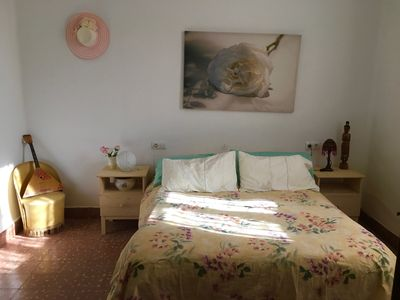 Photo for Accommodation in Buñol with 4 rooms terrace and barbecue