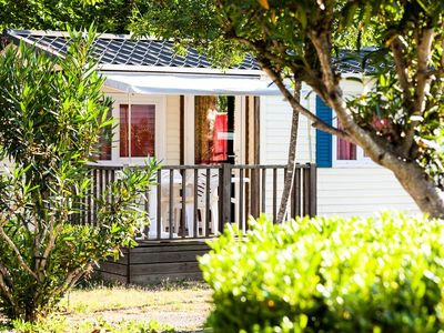 Photo for Camping Green Park **** - Cottage Clim 3 Rooms 4/6 People