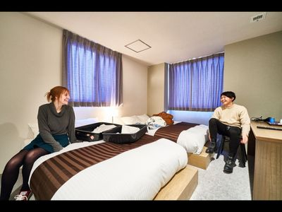 Photo for Double twin room Bathroom equipped Room only 1 / Osaka Osaka