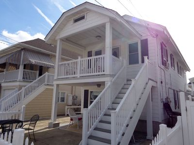 Photo for Ocean City home one block from beach