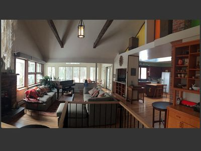 Photo for Mid-century Home Nestled Among 2k+ Acres of State Forest Minutes to Tanglewood