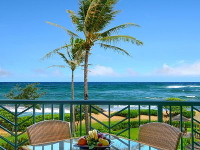 Waipouli Beach Resort Exquisite Luxury VIP Oceanfront Condo!  AC Pool