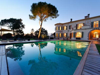 Photo for Yourprivate beautiful chateau in a glorious location close to the sea & beach!