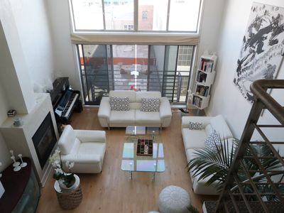 Photo for LONG TERM RENTAL for this Immaculate Penthouse  2 BD + Office + 2 Baths in SOM