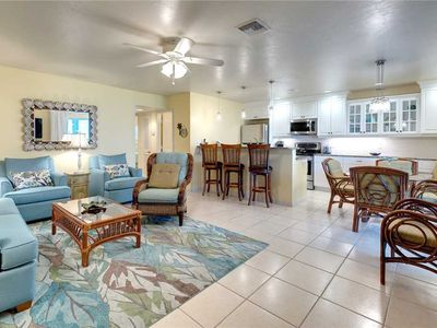 Photo for Unit D6: 2 BR / 2 BA beach front in Sanibel, Sleeps 6