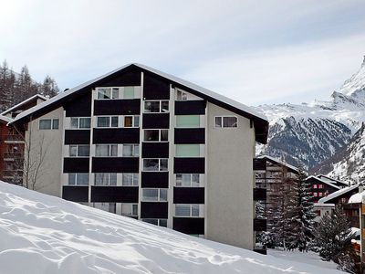 Photo for 2 bedroom Apartment, sleeps 4 in Zermatt with WiFi