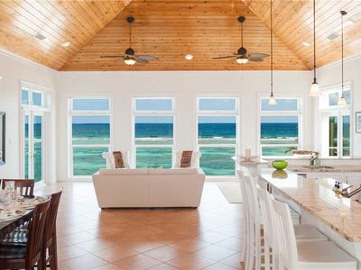 Photo for Hilltime: Rum Point Villa w/Pool, Wide Beach, & Bedroom Terraces