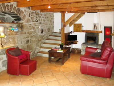 Photo for Vacation home Le Pont (LVS110) in Les Vans - 4 persons, 1 bedrooms