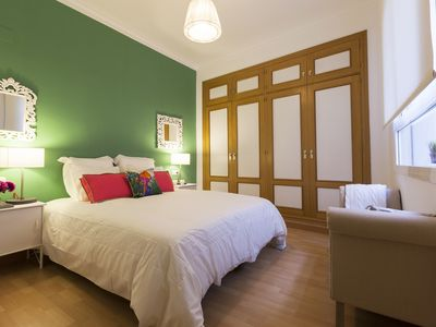 Photo for 1 Bedroom In Historic Malaga Near Picasso's Home, Restaurants, Shops, etc