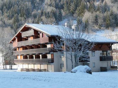 Photo for holiday rental in Châtel appt 2 to 5 people near Linga gondola