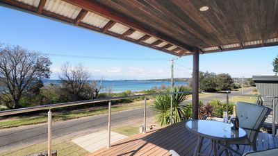 Photo for Oasis on the Beach :: Across the road from beach, great views of Jervis Bay