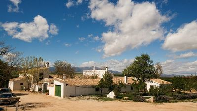 Photo for Rural house (full rental) Complejo Cortijo Los Llanos for 4 people