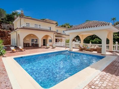 Photo for Exclusive luxury villa with high expansion standard and fantastic views