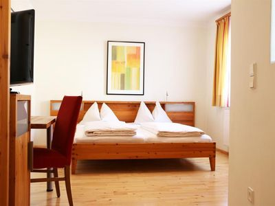 Photo for Double room with shower, WC - Binggl, Hotel
