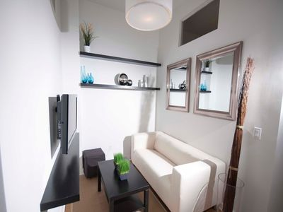 Photo for Apartment 1.3 km from the center of New York with Internet, Air conditioning (983349)